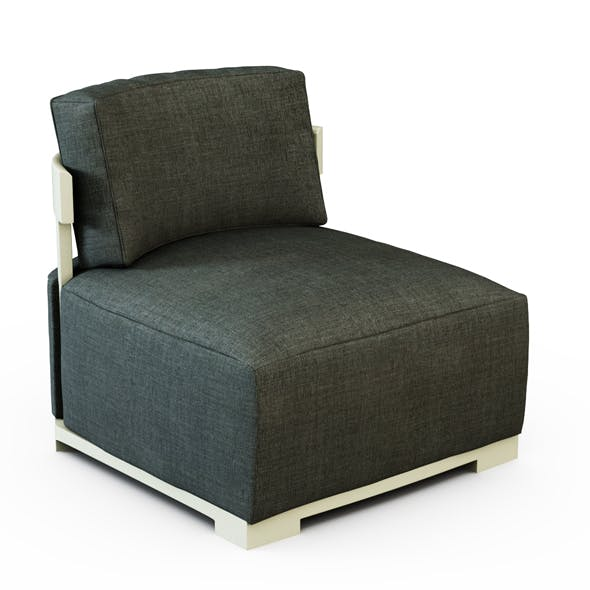 Armchair Bea - 3DOcean Item for Sale
