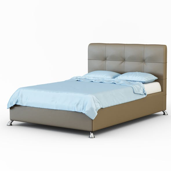 Bed Box Life - 3DOcean Item for Sale