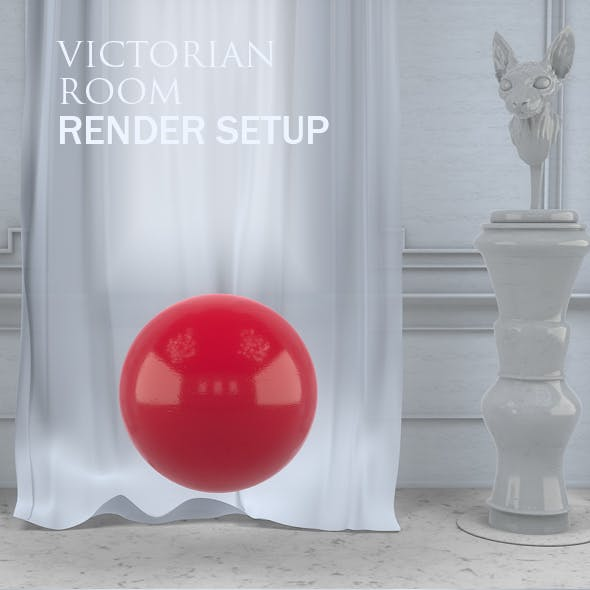 Victorian Room Render Setup