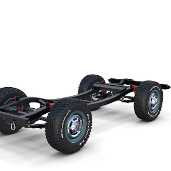 Offroad Vehicle Chassis