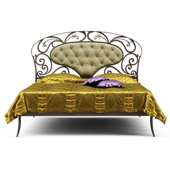 Bed Target Point Imbottiti - 3DOcean Item for Sale