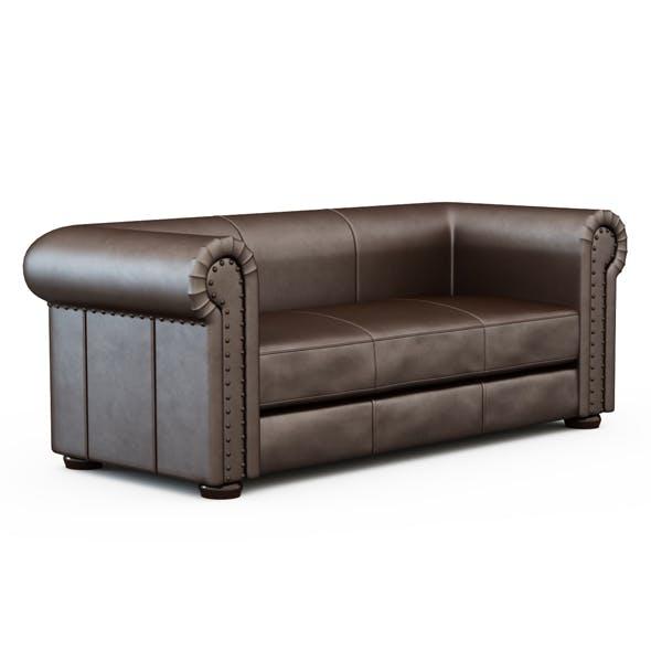 Sofa Bogart - 3DOcean Item for Sale