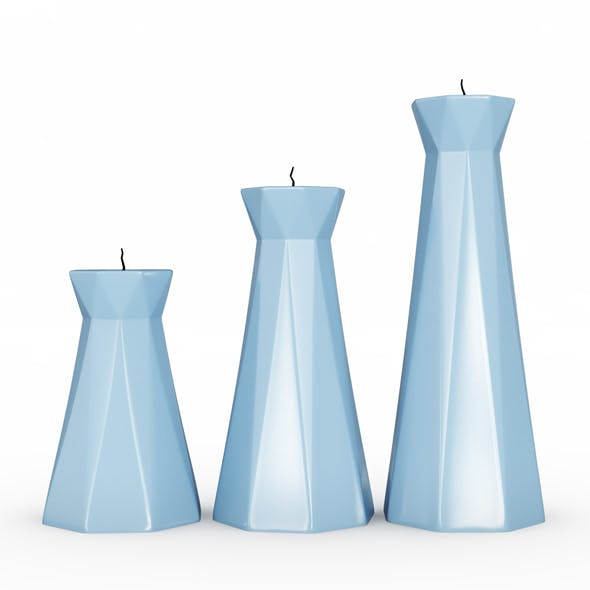 Candles - 3DOcean Item for Sale
