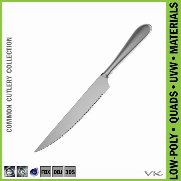 Steak Knife Common Cutlery