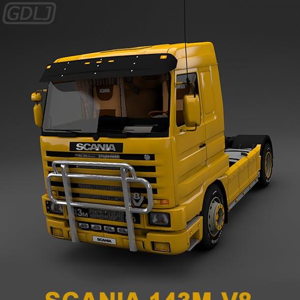 Scania Truck 143M-V8