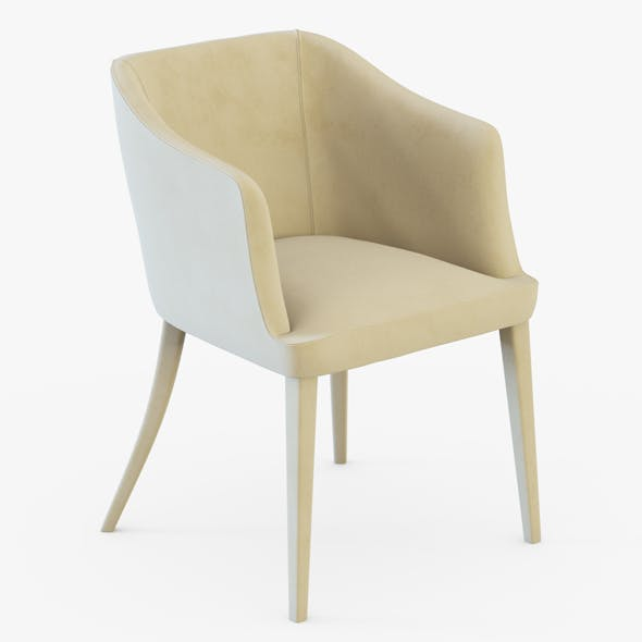 Chair Giselle - 3DOcean Item for Sale
