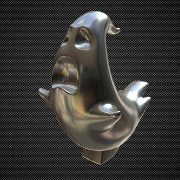 Ghostbusters Hood Ornament