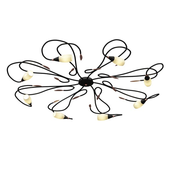 Chandelier Eglo Gerbera - 3DOcean Item for Sale