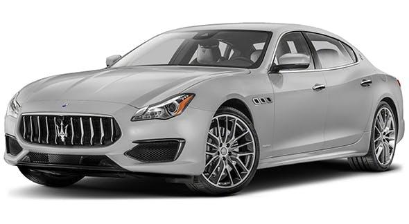 Maserati Quat - 3DOcean Item for Sale