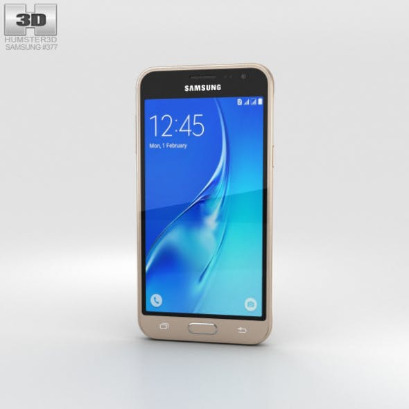 Samsung Galaxy J3 (2016) Gold