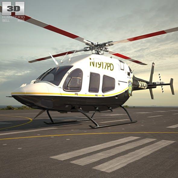 Bell 429 GlobalRanger - 3DOcean Item for Sale