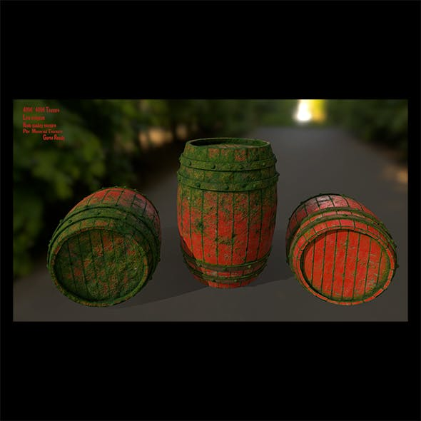 Wood_Barrel 6