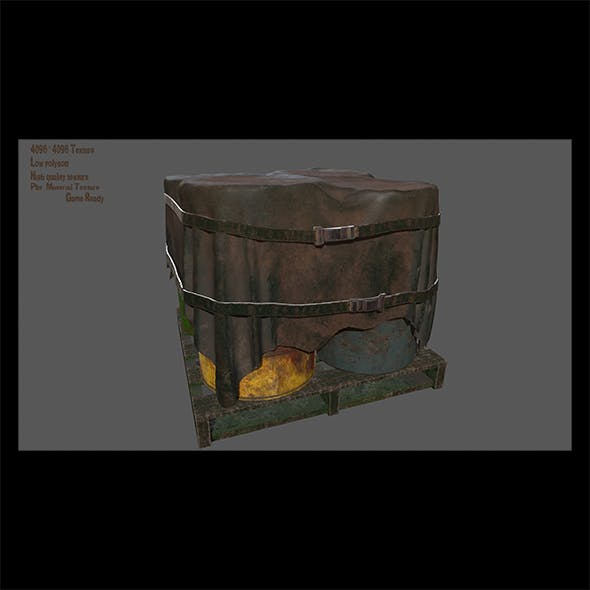 Military Material - 3DOcean Item for Sale