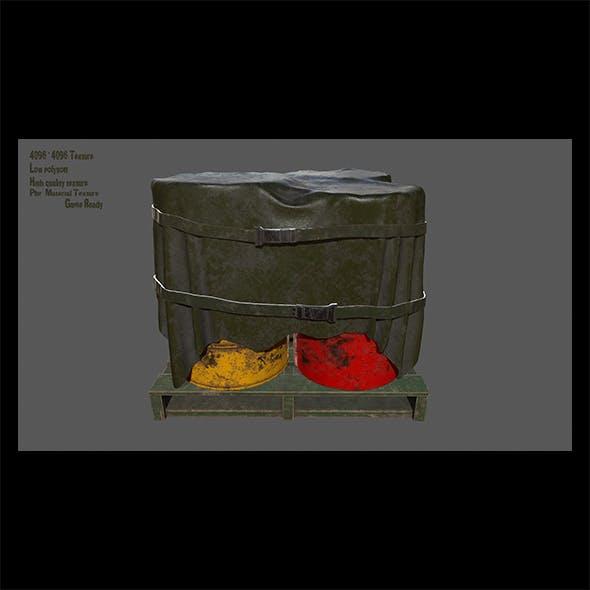 Military Material 3