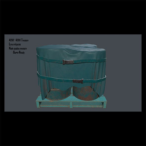 Military Material 8 - 3DOcean Item for Sale