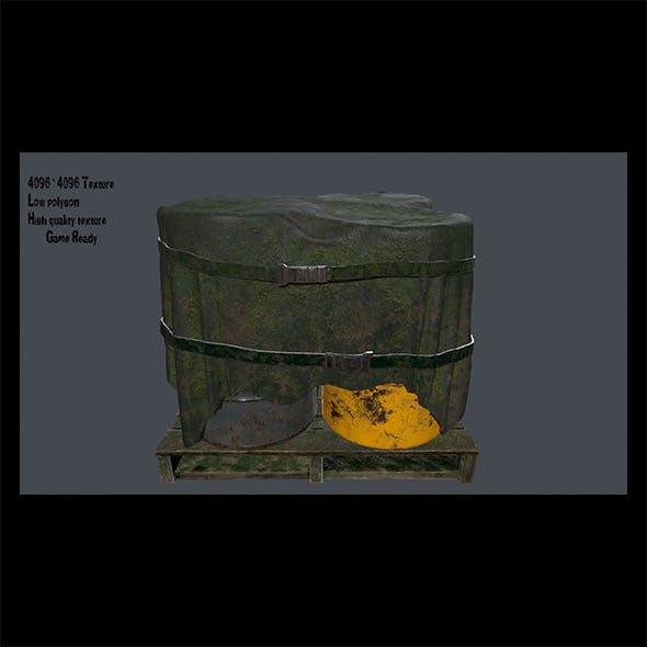 Military Material 10 - 3DOcean Item for Sale