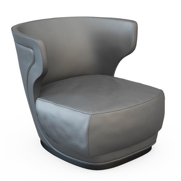 Armchair Etiennee - 3DOcean Item for Sale