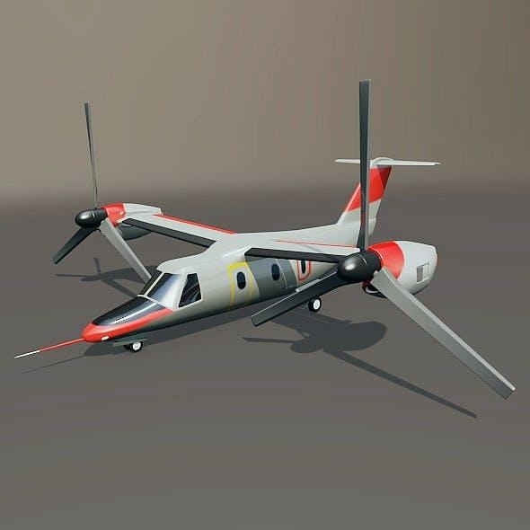 Bell Agusta BA-609 N609AG VTOL - 3DOcean Item for Sale