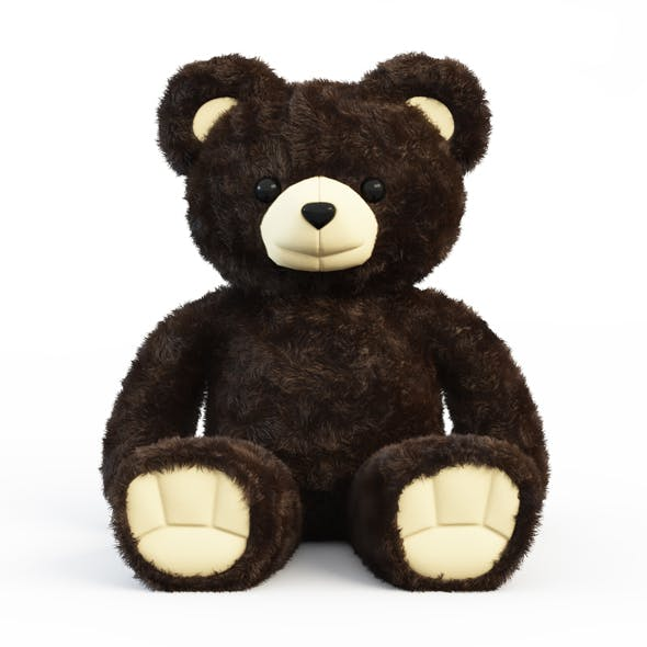 Bear toy - 3DOcean Item for Sale