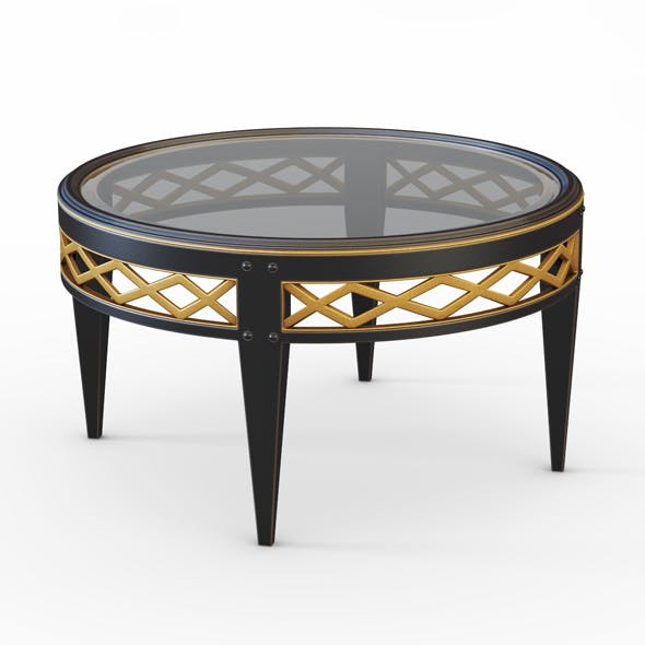 Coffee table bizzotto - 3DOcean Item for Sale