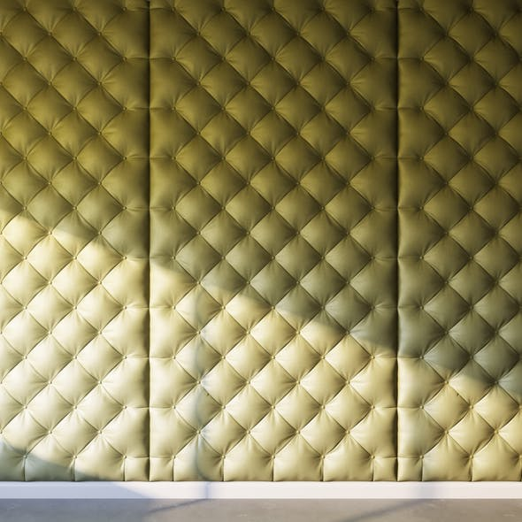 Decorative wall panel - 3DOcean Item for Sale