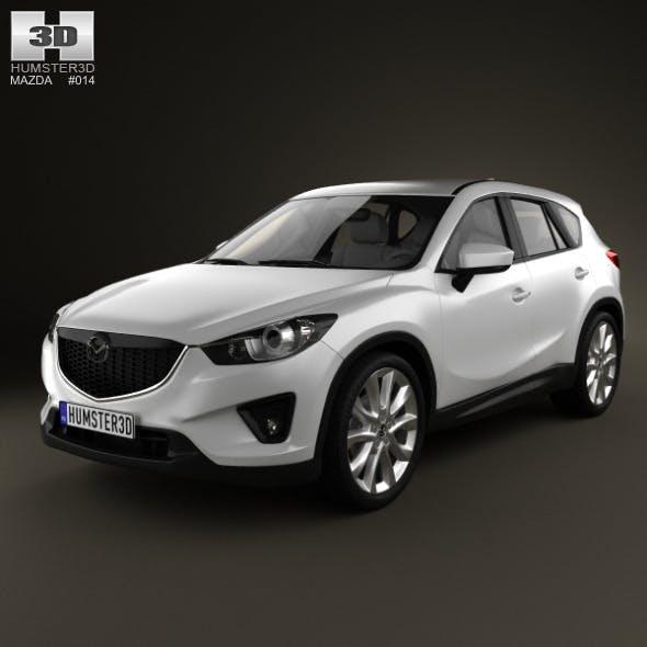 Mazda CX-5 2012 - 3DOcean Item for Sale