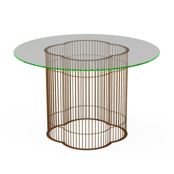 Dining table Christopher Guy - 3DOcean Item for Sale