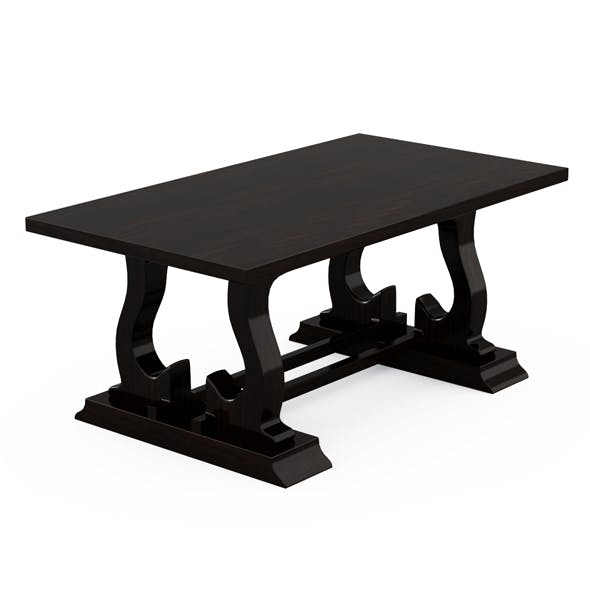 Table Dolfi - 3DOcean Item for Sale