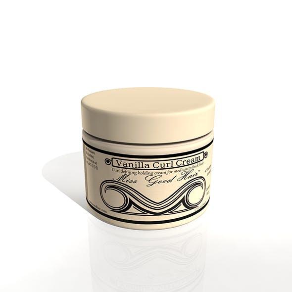 Vanilla Curl Cream