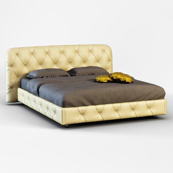 Flair De Luxe Bed