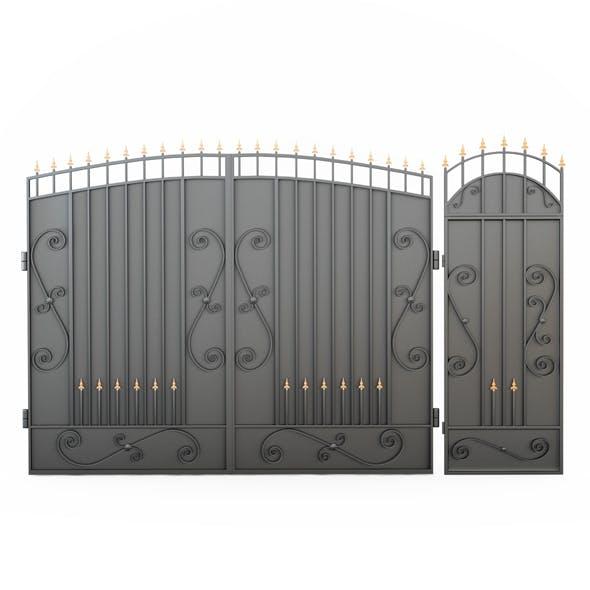 Gates - 3DOcean Item for Sale