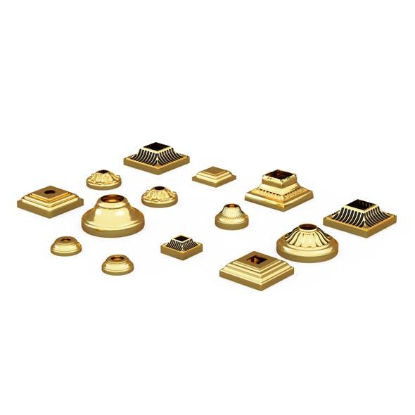 Grande Forge Base - 3DOcean Item for Sale