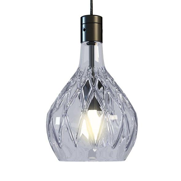 Hanging lamp Sfera - Baccarat - 3DOcean Item for Sale