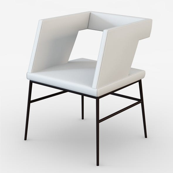 i4 Mariani Sissi Chair - 3DOcean Item for Sale