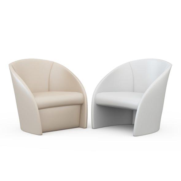 Armchair Intervista - 3DOcean Item for Sale