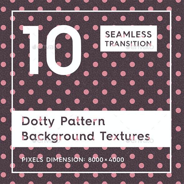 10 Dotty Pattern Background Texture