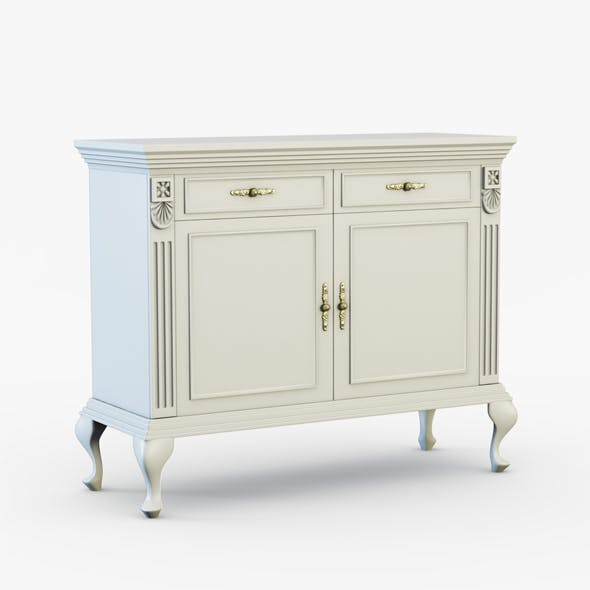 Commode - 3DOcean Item for Sale