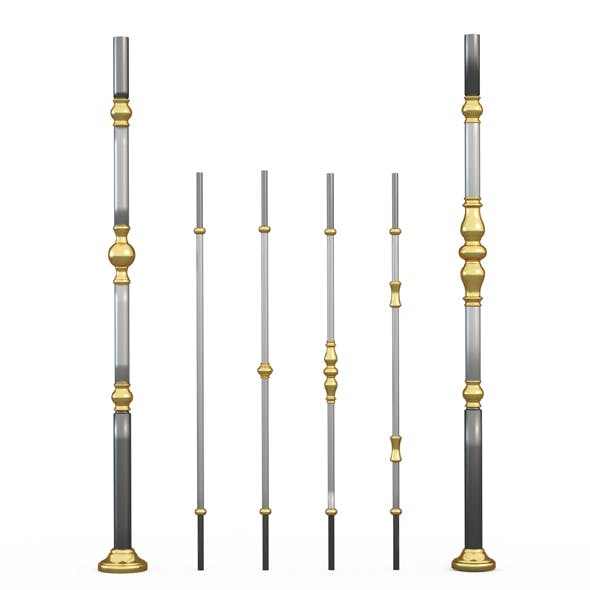 Grande forge Harmonie - 3DOcean Item for Sale