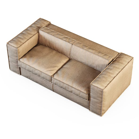 Sofa Martin - 3DOcean Item for Sale
