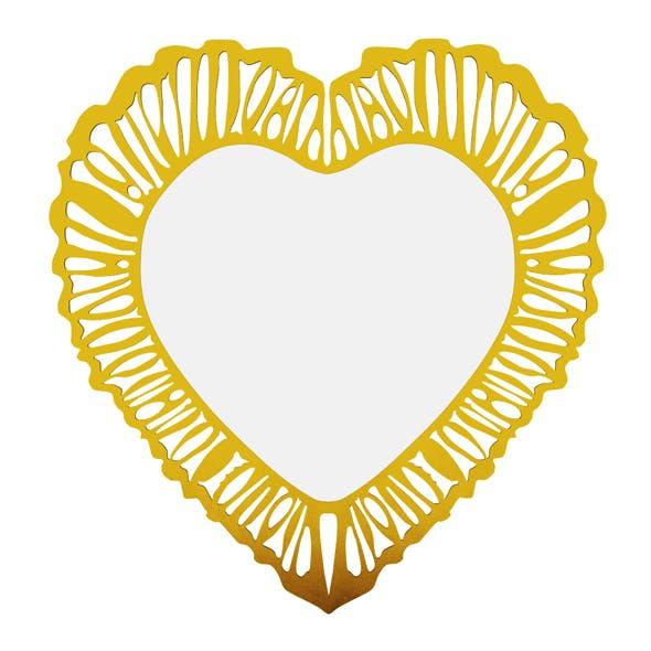 Mirror Especchio Arsenico Oro