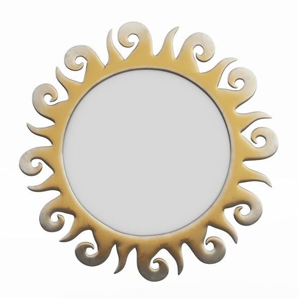 Mirror Espejo - 3DOcean Item for Sale