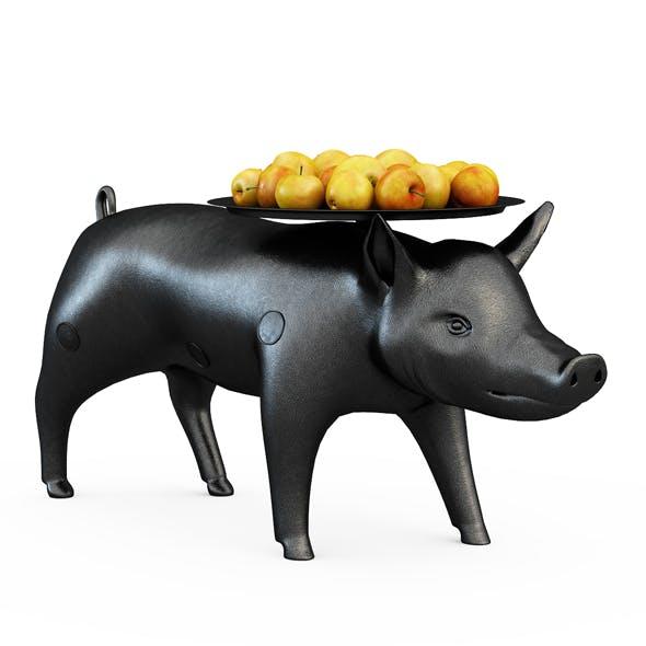 Moooi Pig - 3DOcean Item for Sale