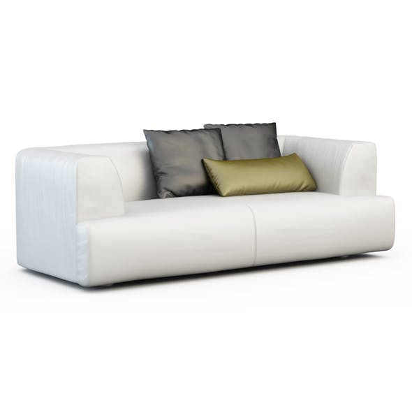 Sofa Norma - 3DOcean Item for Sale