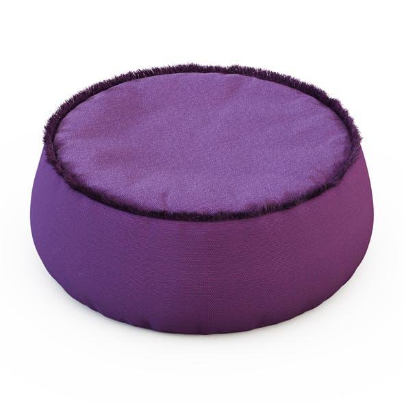 Garden pouf Play - 3DOcean Item for Sale