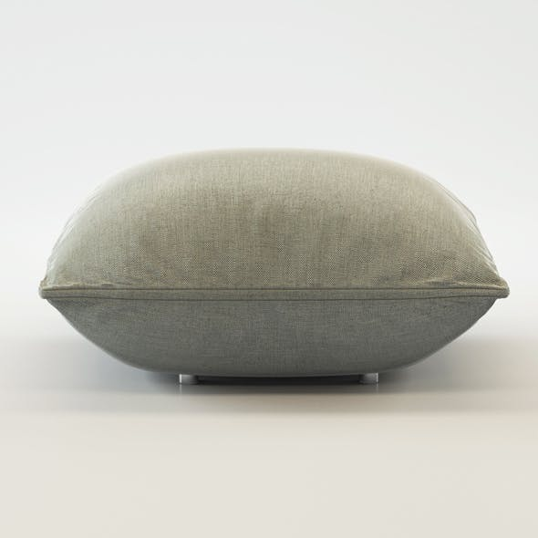 Pouf Arflex Estero - 3DOcean Item for Sale