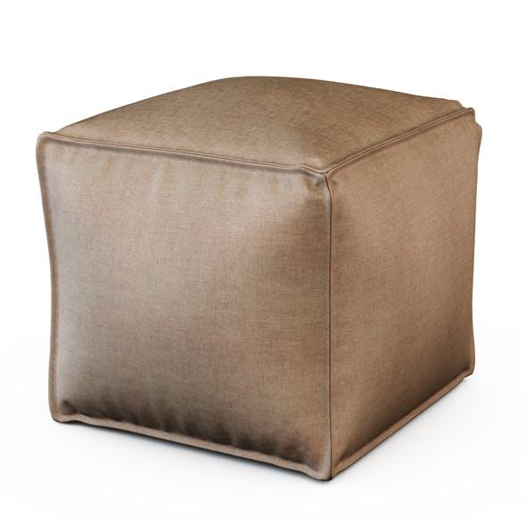 Pouf Bag - 3DOcean Item for Sale