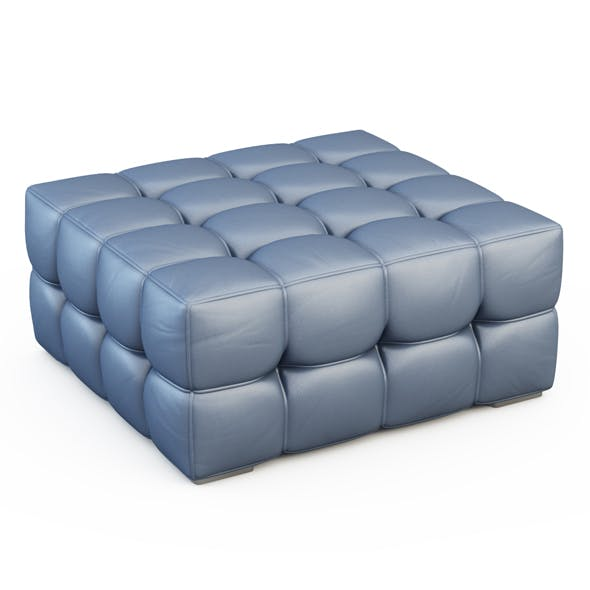 Pouf Dry - 3DOcean Item for Sale