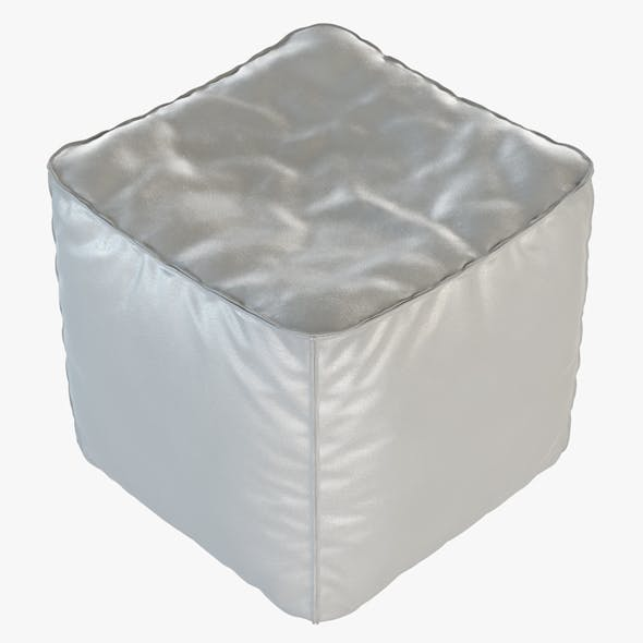Pouf Easy - 3DOcean Item for Sale
