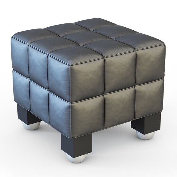 Pouf Kubus - 3DOcean Item for Sale