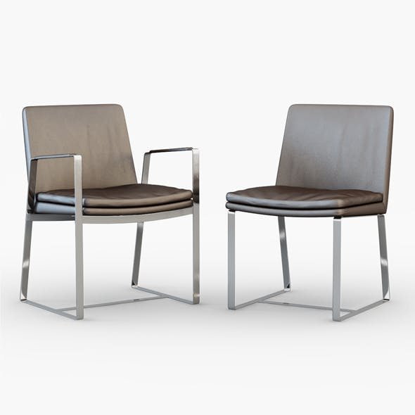 Shine Chair - 3DOcean Item for Sale